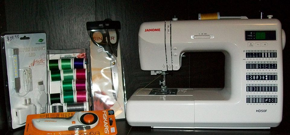 JanomeSewing Machine